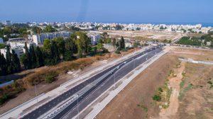 כביש 6 יתחבר לכניסה המזרחית של נהריה   צילום: יעקב מדר