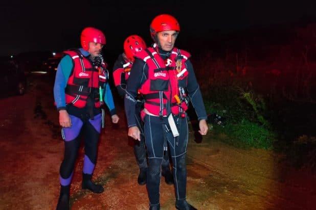 חילוץ בנחל חילזון | דוברות יחידת החילוץ גליל-כרמל