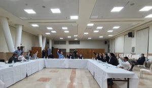 ישיבת תקציב (צילום: דוברות העירייה)