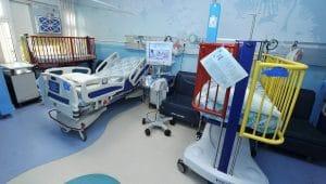מחלקת ילדים במרכז הרפואי לגליל | צילום: רוני אלברט