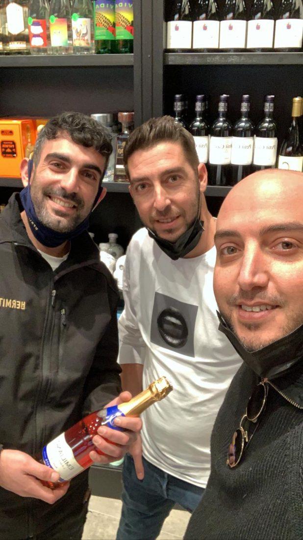 מימין לשמאל: מור אזריאן יועץ ומשווק נדל