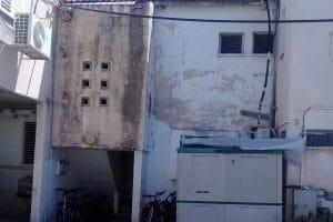 סכנת נפשות ברמת אפריים   צילום: עודד אלישע