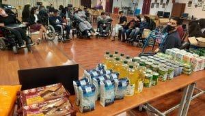 מתנדבים בקהילה | צילום: החברה למרכזים קהילתיים עכו