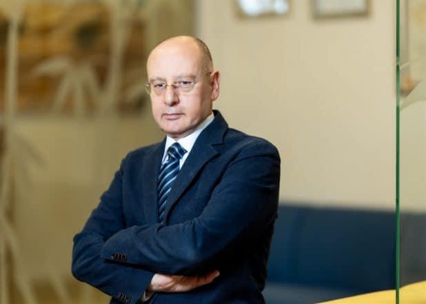 מנהל המרכז הרפואי לגליל, פרופ' מסעוד ברהום | צילום: תומס סולינסקי, באדיבות עמותת הידידים