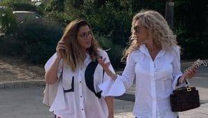 מאיה רוסו וזאזא כהן | צילום באדיבות כהן