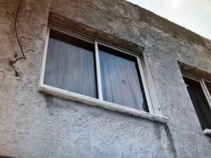 ביתו של הקורבן (צילום: דוברות המשטרה)