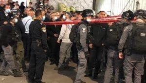 רצח כפול בדיר אל אסד | צילום: דוברות המשטרה