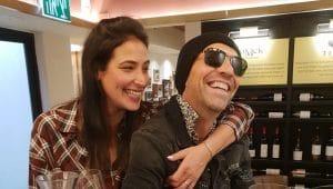 מירי לוי ופבלו רוזנברג | צילום: שלי גנדל