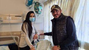 נוי ואסי לביא | צילום באדיבות דוברות בית חולים רמב