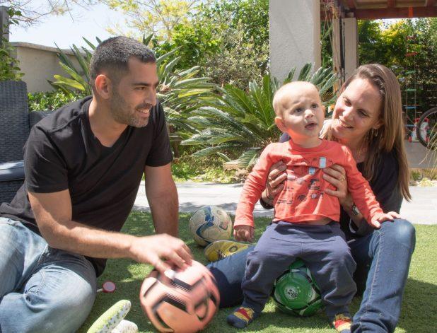 משפחת דדו בר-אליה | צילום באדיבות המשפחה