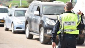 משטרת התנועה   צילום: דוברות המשטרה