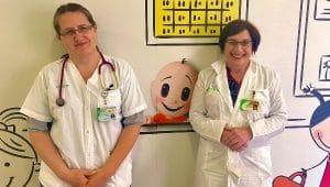 מחלקת ילדים מרפאת הרמן | צילום: דוברות כללית