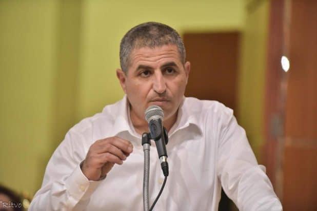 ראש עיריית נהריה, רונן מרלי | צילום: באדיבות עיריית נהריה