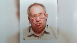 הנעדר ולדימיר מגיט | צילום: דוברות המשטרה