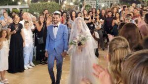 תום ומאיה התחתנו   צילום: ליצ׳י