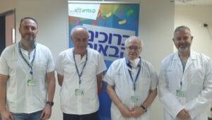 רופאי כללית במועצה המדעית של ההסתדרות הרפואית בישראל | צילום: דוברות כללית