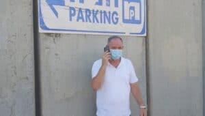 סגן ראש העיר בית שאן   צילום: טליה אבי נכדו