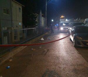 חשד לרצח בשלומי   צילום: דוברות המשטרה